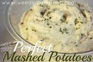 Perfect Mashed Potat