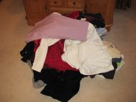 clothes purging-- ho