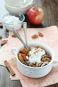 Apple Cinnamon Quino