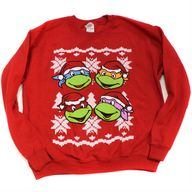 TMNT Christmas Sweat