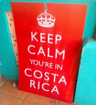 Keep Calm your in #c