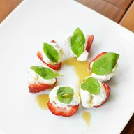 Strawberries, Cream,