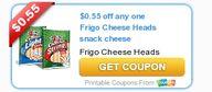 RARE New Frigo Chees