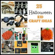 25 Halloween Kid Cra