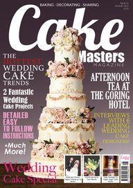 August Wedding Cake