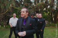 Groom & groomsmen in