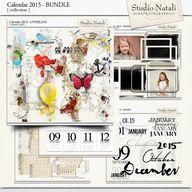 Calendar 2015 Collec