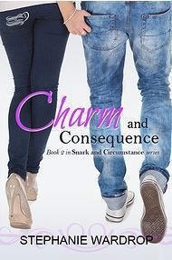 Charm and Consequence (2nd novella in Snark and Circumstance series) by Stephanie Wardrop #YA
