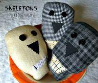 Happy Halloween Skel
