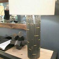 Braised Metal Column