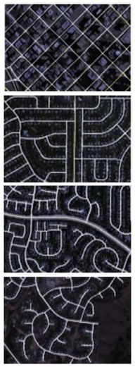 Street layouts and o