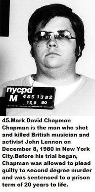 Mark David Chapman k