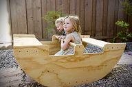 waldorf rocking boat
