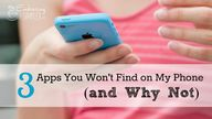 3 apps you wont find