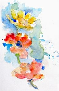 water color - I like