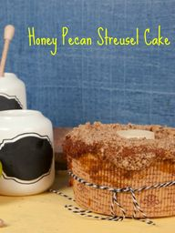Honey Pecan Streusel