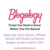Blogology: The study...