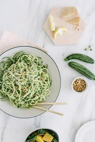 recipe: zucchini pas