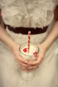 cherry milkshake retro wedding ideas by ami elizabeth on elizabeth anne designs