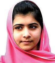 Malala Inspires.