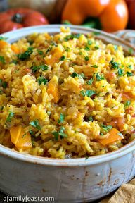 Spanish Rice - Simpl