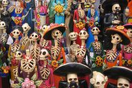 Día de los Muertos /