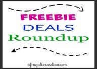 Freebie Deals Roundu