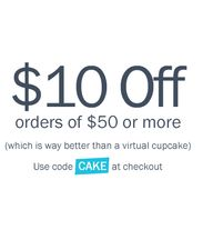 Use code CAKE at che