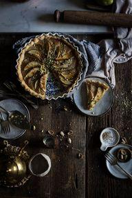 pear, pistachio, fra