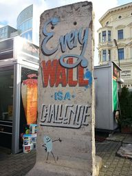 "Berlin Wall - ""Every"