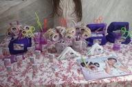 D'Ali creaciones: Cumpleaños Violetta