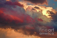 cloudscape sunset...