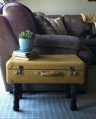 valise en table d'ap