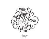 True Beauty Print //