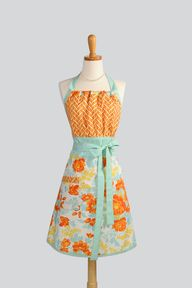 Cute Kitsch Apron /