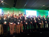 Members of the 2014