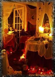 Haunted House decora