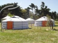 Yurts!...