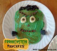 Frankenstein Pancake