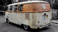 VW bus - the busines
