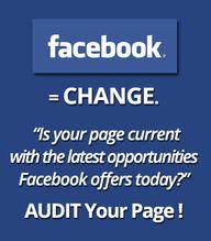 Facebook Change Audi