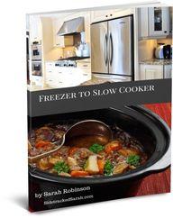 Freezer to Slow Cook