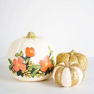 DIY Floral and Glitt