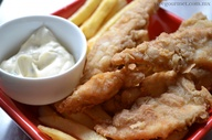 Fish 'n' Chips #Food