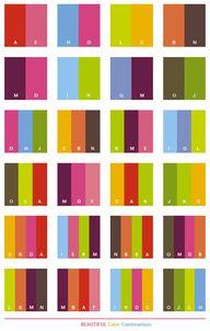 Great Color Combinat