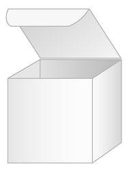 2.6875 Square Box 2-