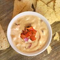 Healthy Queso Dip! (