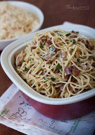 Pasta Carbonara - qu