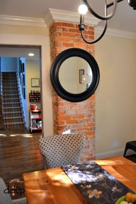 exposed brick makes