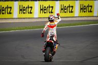 Marquez back to best